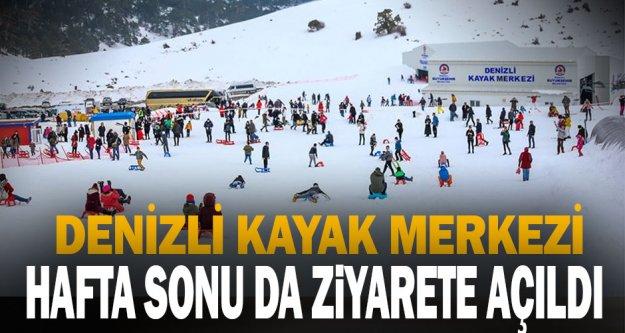 Denizli Kayak Merkezi, yeniden kayakseverlerle buluşacak