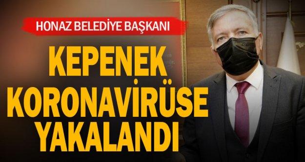 Honaz Belediye Başkanı Kepenek'in koronavirüs testi pozitif çıktı