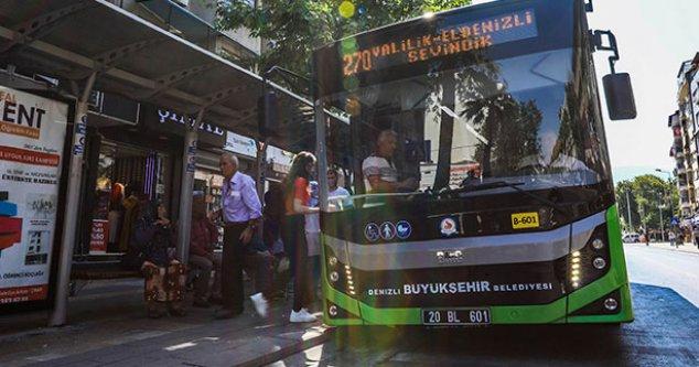 Büyükşehir'den KPSS DHBT Sınavı'na gireceklere ulaşım kolaylığı