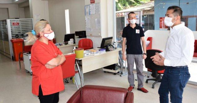 DTO Başkanı Erdoğan, sağlıkçıların haftalarını kutladı