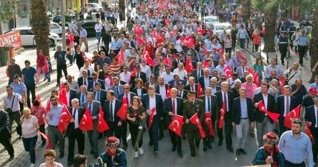 15 Mayıs Milli Mücadele Günü'nün 102'nci yılı kutlanıyor