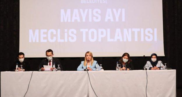 Merkezefendi Belediye Meclisi İsrail'i Kınadı