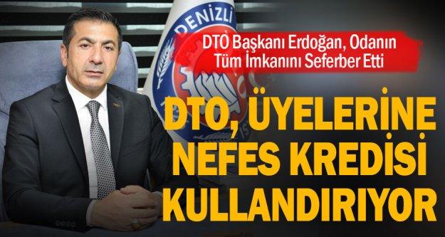 Başkan Erdoğan, Odanın Tüm İmkanını Seferber Etti
