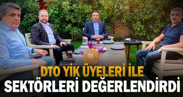 Başkan Erdoğan, üyelerinin her an yanında