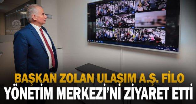 Başkan Zolan: Denizlimizin ulaşımı emin ellerde