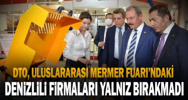 DTO Başkanı Erdoğan'dan İzmir çıkarması