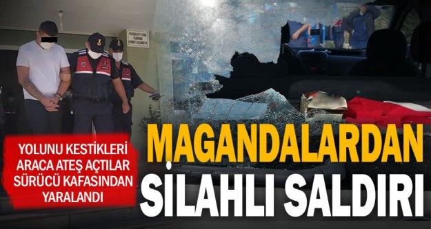 Bozkurt'ta silahlı saldırıya ilişkin yakalanan 8 kişiden 1'i tutuklandı