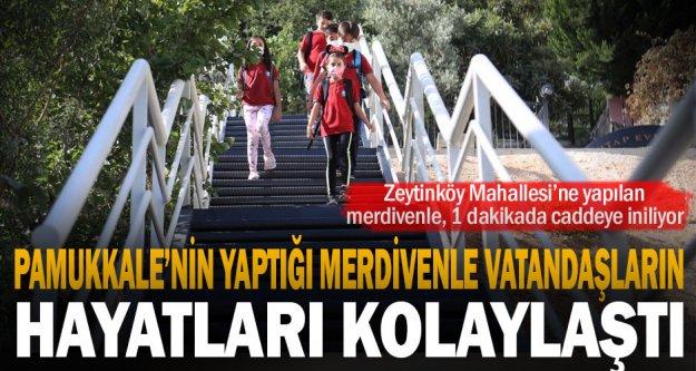 Pamukkale Belediyesi'nden hayat kolaylaştıran uygulama