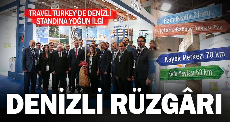 Travel Turkey#039;de Denizli rüzgarı