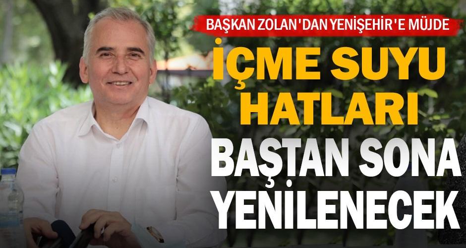 Başkan Zolan: quot; Denizli, Türkiyede bir numaraquot;
