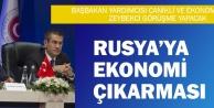 Zeybekci Rusyaya gidiyor