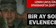 Diyarbakırdan acı haber: Şehidimiz var