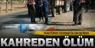 Çal'da kahreden ölüm