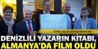 Denizlili yazar Yalçının kitabı Almanyada film oldu