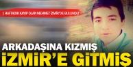 Kayıp Mehmet bulundu