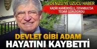 Kadir Kameroğlu yaşamını yitirdi