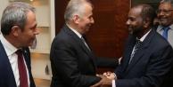 """Sudanlılarla kardeşliğimiz pekişecek"""""""