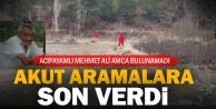 AKUT Mehmet Ali Amca'yı aramalara son verdi