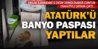 Atatürke saygısızlık