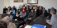 """Başsavcı  Alper Yargı sistemini anlattı"""""""