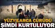 Çardak Kervansarayı'nın restorasyonu 2017 programına alındı