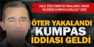 Halil Öter, İzmirde cezaevine kondu