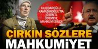 Kılıçdaroğlu, Ramazanoğluna 10 bin TL tazminat ödeyecek