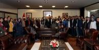 Yeni Seçmen Biriminden Başkan Zolana ziyaret