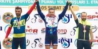 Bisikletin şampiyonu Denizliden