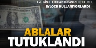 ByLock kullanan 8 abla tutuklandı