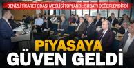 DTO Başkanı Erdoğan: Piyasaya güven geldi