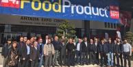 DTOdan Gıda Fuarına çıkarma