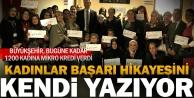 Girişimci kadınlara Büyükşehir desteği