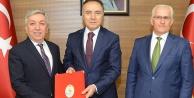Hayırsever Mehmet Nuri Kımıla alkış