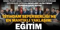 İşsizliği belki de çözecek girişim: Uğur Erdoğanlı DTO