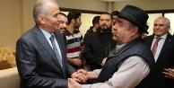 Sinemacılardan Başkan Zolan#039;a ziyaret