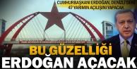 Cumhurbaşkanı Erdoğan Denizlide 47 tesisin açılışını yapacak