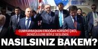 Cumhurbaşkanı Erdoğan Denizlililere sesleniyor