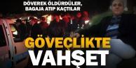 Dövülerek öldürülen Mustafa Ilçak, aracın bagajında bulundu
