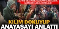 Ramazanoğlu anlattı, kadınlar 'evet dedi