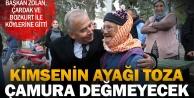 Başkan Zolan'dan Çardak ve Bozkurt'a ziyaret