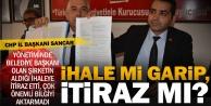 Belediye şirketinin kazandığı ihaleye CHP'den garip itiraz