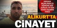 Bozkurt Alikurt'ta cinayet