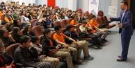 Büyükşehir#039;den sınav kaygısı ve başarısı semineri