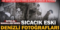 Eski İstiklal Mahallesinden sıcacık 10 fotoğraf