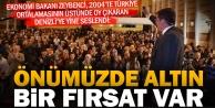"""Zeybekci: Türkiye tuzaklardan kurtulacak"""""""