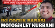 Buldan'ı yasa boğan motosiklet kazası