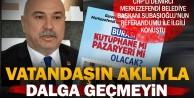 CHP'li Demirci'den Subaşıoğlu'na: Bunlar ucuz numaralar