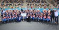 Cumhuriyet Lisesi Türkiye şampiyonu oldu