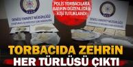 Denizli polisinden torbacı operasyonu: 9 tutuklama